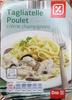 Tagliatelle Poulet, crème champignons - Produit