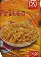 """Patatas prefritas congeladas """"Dia"""" - Produit"""