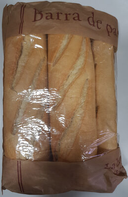 Barra de pan, La Hornada del Dia