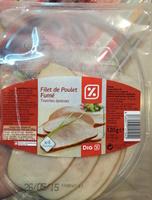Filet de Poulet Fumé - Product - fr