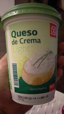 Queso crema Dia - Produit