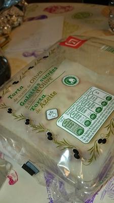 Torta de Aceite de Oliva - Producto