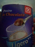 Postre de chocolate ligero - Product