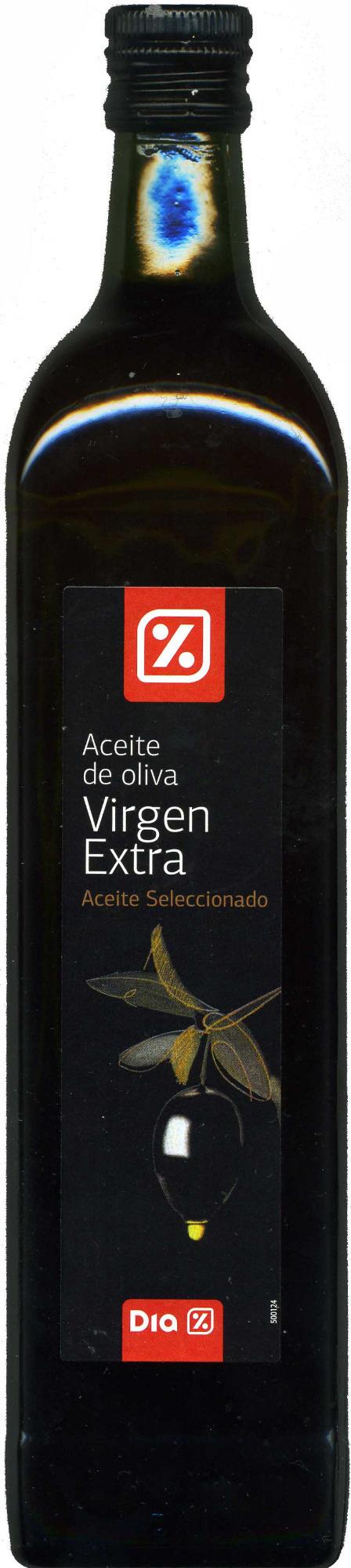 """Aceite de oliva virgen extra """"Dia"""" - Producte - es"""