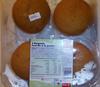 4 Beignets fourrés à la pomme - Produit