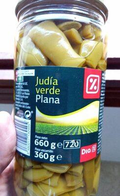 Judía Verde Plana - Producte