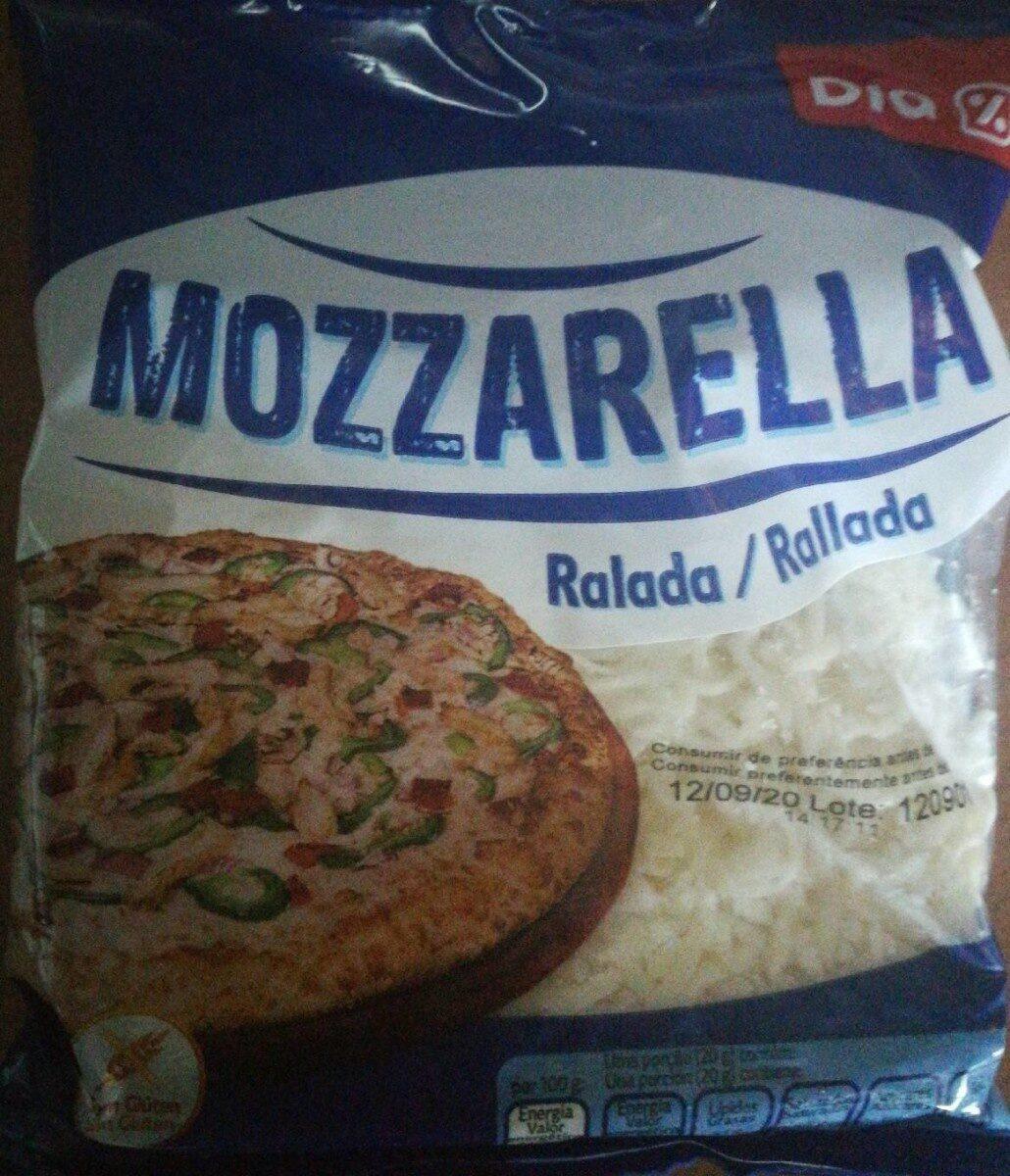 Mozzarella rallada - Produit - fr