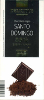 Tableta de chocolate negro 85% cacao Origen Santo Domingo - Producte - es