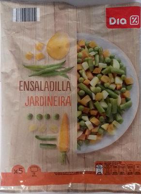 Ensaladilla jardinera - Produit - es
