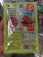 Salchichón de pavo - Producte - es