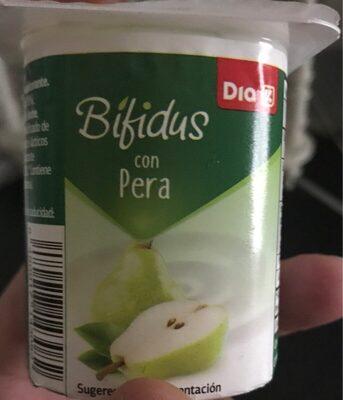 Yogurt bifidus con Pera