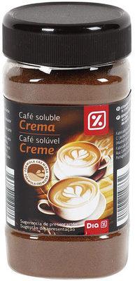 Café soluble crema - Produit - es