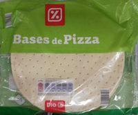 Bases de pizza - Producto