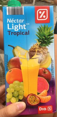 Nectar light tropical - Product - es