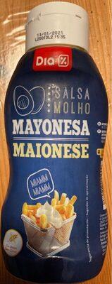 Mayonesa - Produto - fr