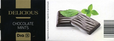 Chocolate mints - Product