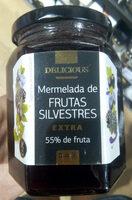 Mermelada de frutas silvestres - Producte - es