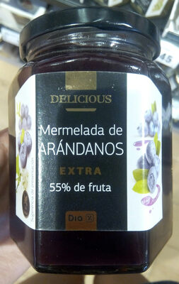 Mermelada de arandanos - Product - es