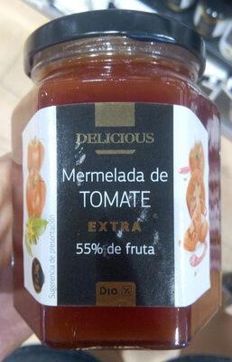 Mermelada de tomate extra