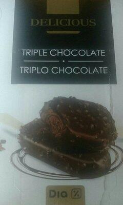 Delicious - Triple chocolate