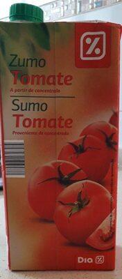 Zumo Tomate - Prodotto - es