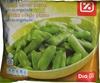 """Judías verdes planas troceadas congeladas """"Dia"""" - Producto"""