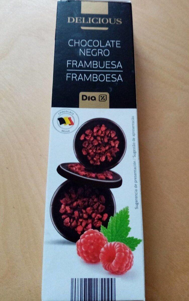 Chocolate Negro Frambuesa - Product - es