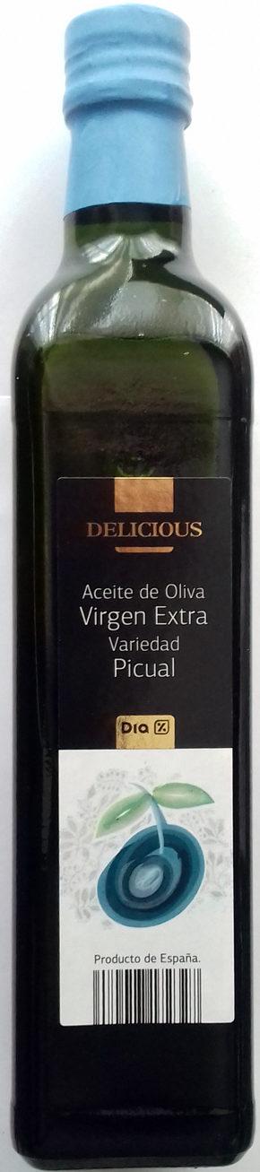 ACEITE DE OLIVA VIRGEN EXTRA-PICUAL - Producte - es