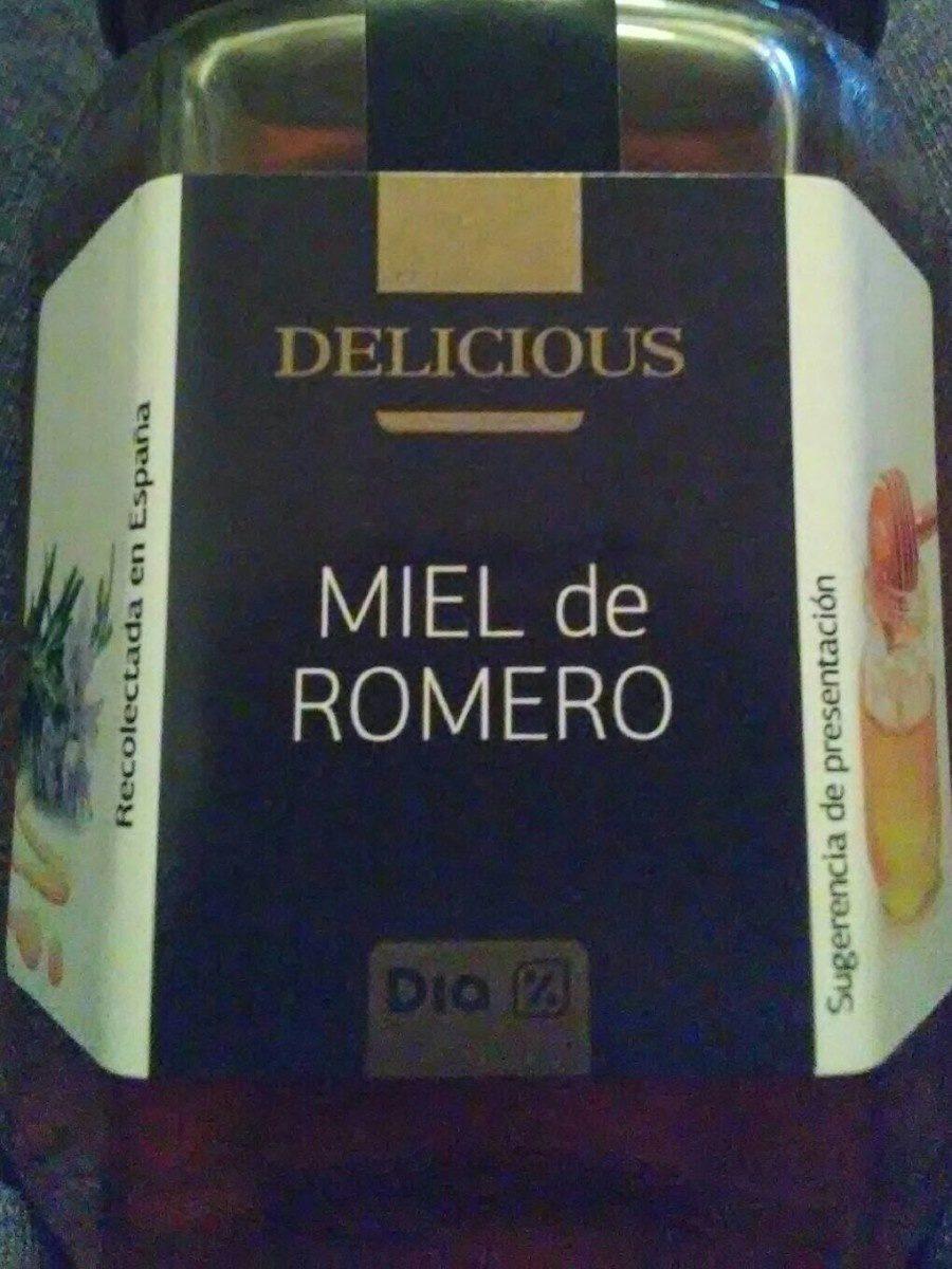 Miel de romero - Product