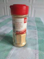 Jengibre molido - Produit - es