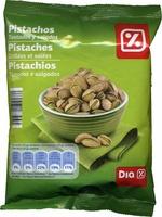 Pistachos Tostados - Dia - 200 G - Producto