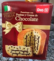 PANETTONE CHOCOLATE - Product