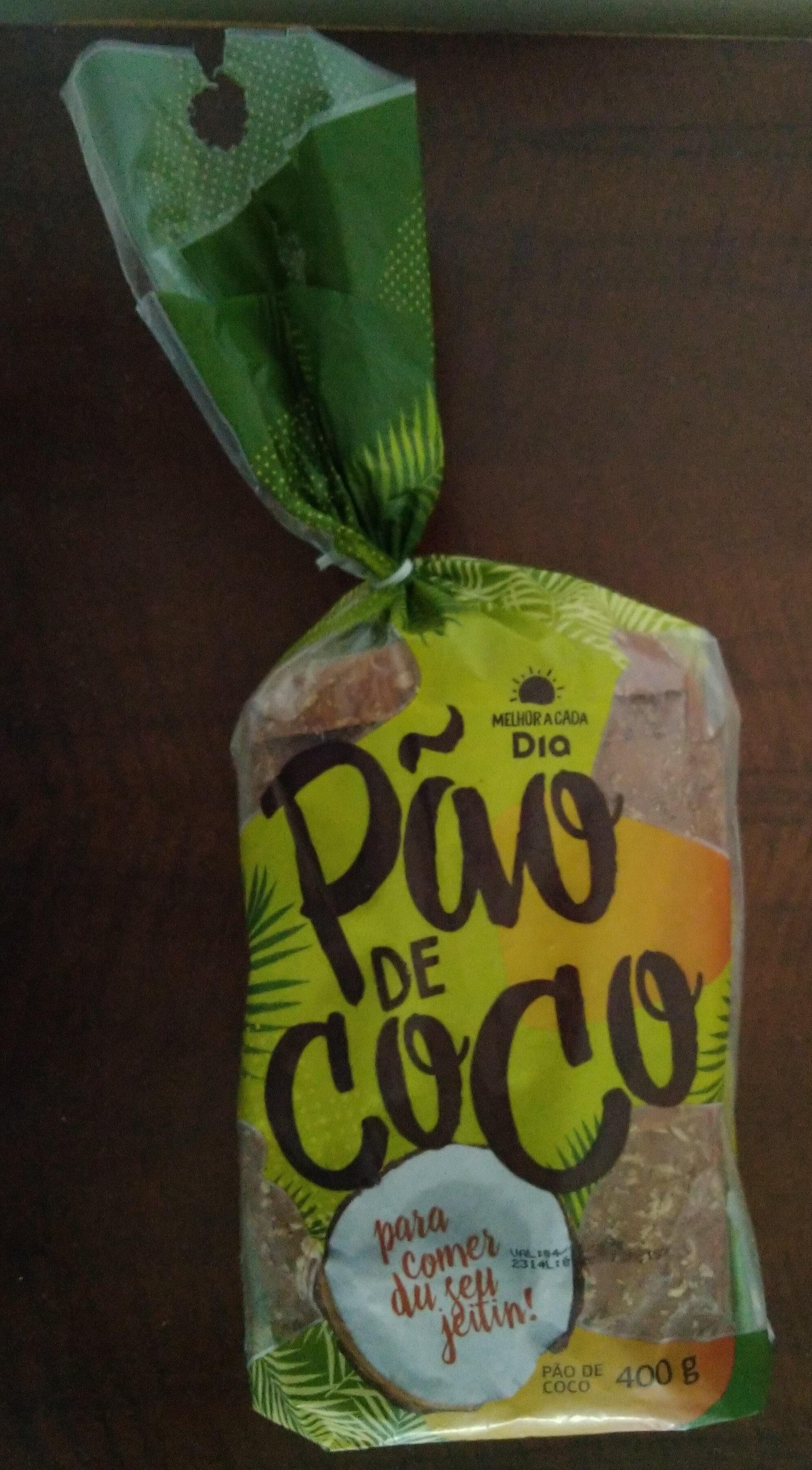 Pão de coco - Produto - pt
