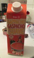 Gaspacho suave - Producto