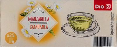 Manzanilla - Producto