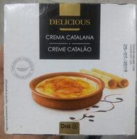 Crema Catalana Delicious - Producte