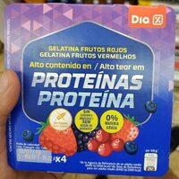 Gelatina alto contenido en proteinas - Producte - es