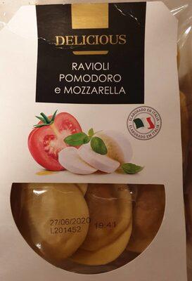 Delicioso Ravioli Pomodoro e Mozarella - Produit - es