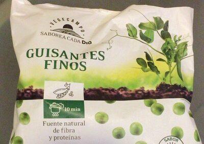 Guisantes finos - Prodotto - es