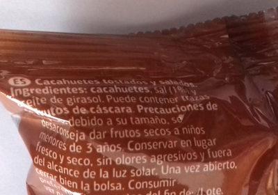 Cacahuete frito salado - 9