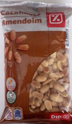 Cacahuete frito salado - Producte