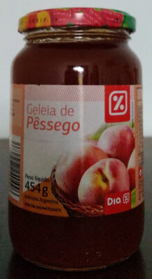 Geléia de Pêssego - Produto - pt