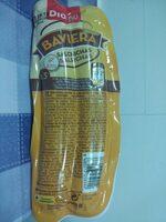 Salsichas Baviera - Producto - es