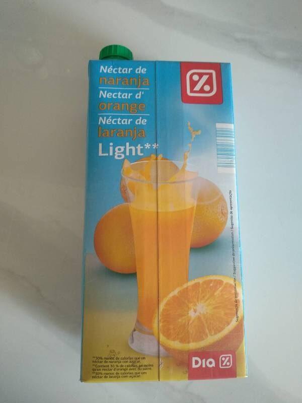 Néctar de naranja light - Producto