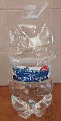 Agua Mineral Natural Manantial Fuentevera - Produit - es