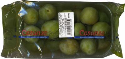 """Ciruelas """"Cosanse"""" Variedad Claudia Tolosa - Producto"""