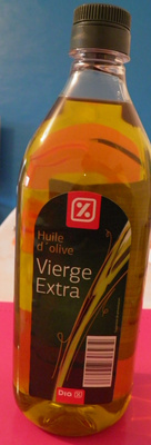 Huile d'olive vierge extra Dia - Product