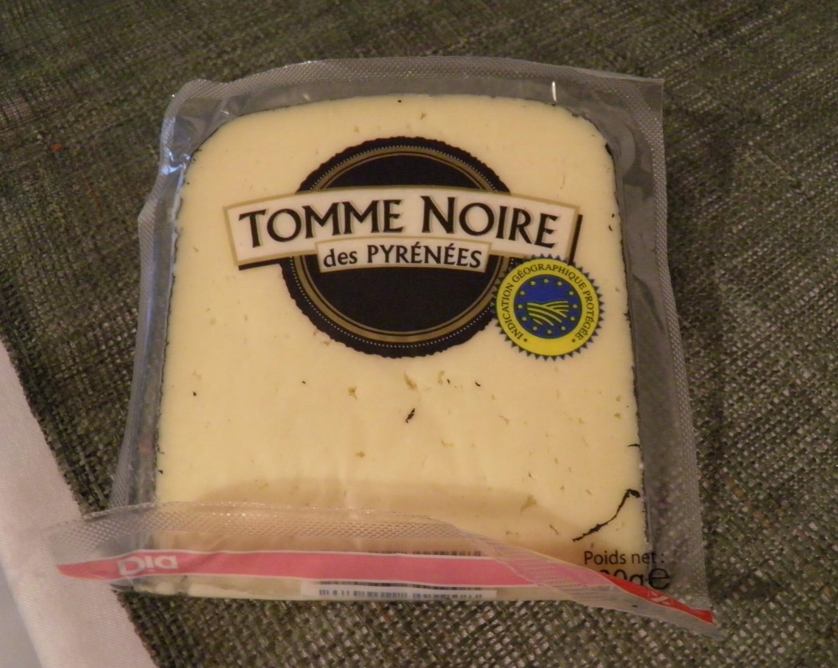 Tomme Noire des Pyrénées IGP (27 % MG) - Product