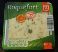 Roquefort AOP (32 % MG) - Produit - fr