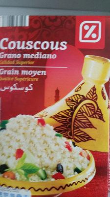 Couscous moyen - Producto - fr